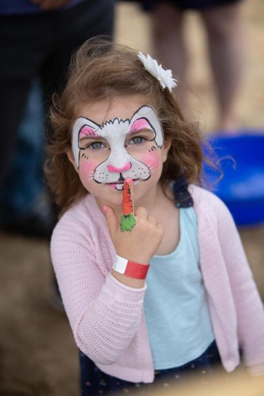 Allwest Electric Ltd. - Company Picnic - Face-Painting- Anita Alberto Photography