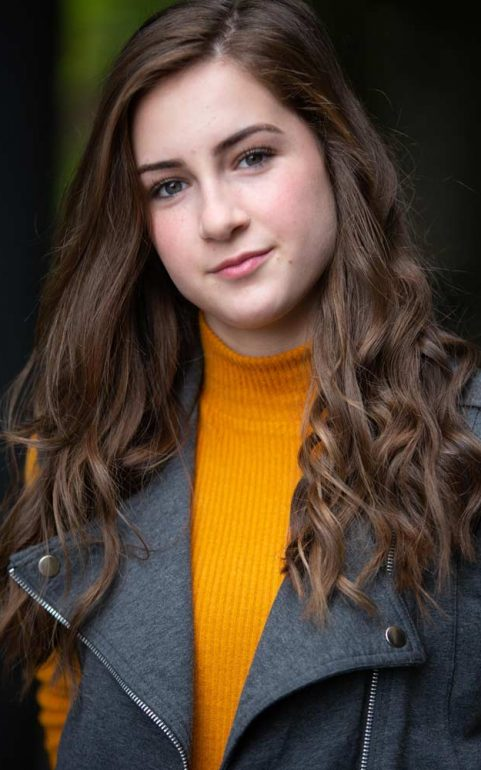 Elizabeth Irving - Actress Headshot - Anita Alberto Photography