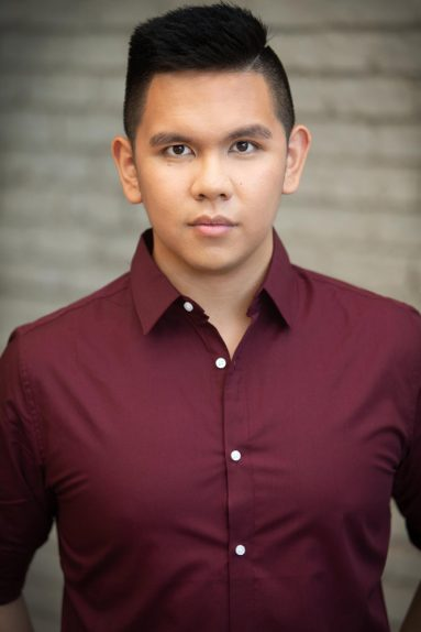 Timothy Lim - Actor Headshot - Anita Alberto Photography
